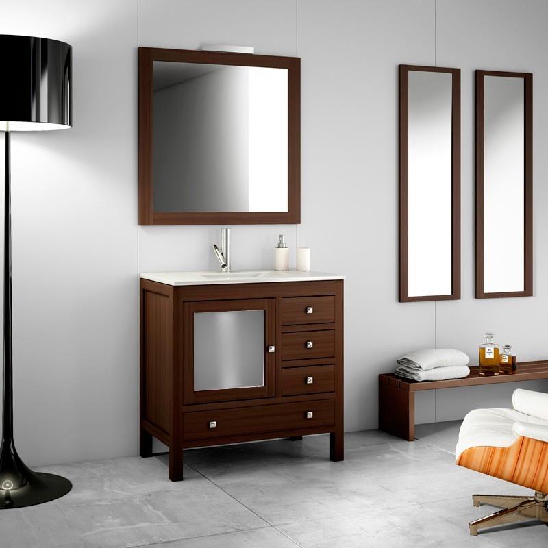 badmöbel - münchen 80 cm, Design ideen