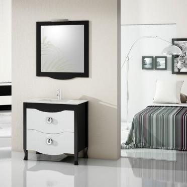 Badserie Vanity 80 cm