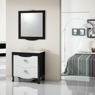 Badserie Vanity 100 cm